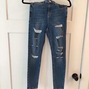 Topshop Moto Jamie Highwaist Jeans